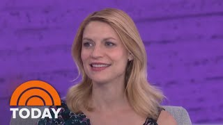 Claire Danes On 'Homeland,' 'A Kid Like Jake' And Baby She's Expecting | TODAY