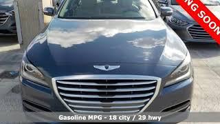 Used 2016 Hyundai Genesis Atlanta Duluth, GA #H8321
