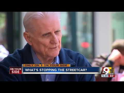 Cincinnati streetcar blockages just getting worse, data show