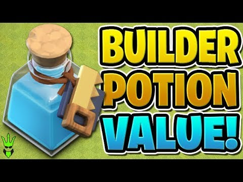 UNDERSTANDING HOW TO USE BUILDER POTIONS! - Fix That Rush Ep.11 -