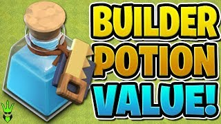"""UNDERSTANDING HOW TO USE BUILDER POTIONS! - Fix That Rush Ep.11 - """"Clash of Clans"""""""