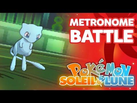 METRONOME Z ! feat. Rêva - METRONOME BATTLE - Pokémon Soleil et Lune