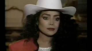 La Toya Jackson on Entertainment Tonight, 1989
