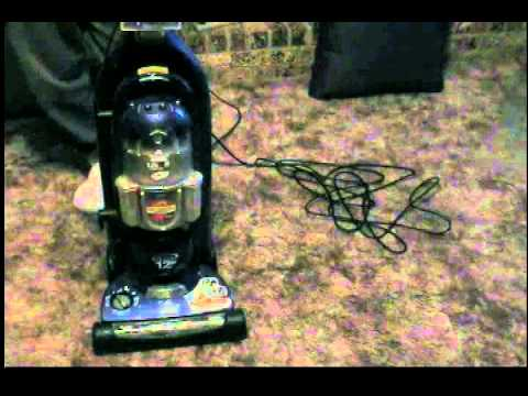 Blue Bissell Lift Off Revolution Pet Vacuum Youtube