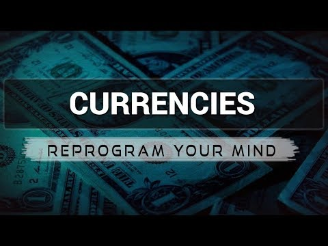 Currencies affirmations mp3 music audio - Law of attraction - Hypnosis - Subliminal