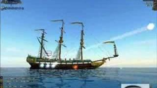 Voyage Century Online Short Movie (free pirate MMO/MMORPG)