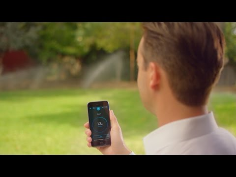 Introducing the Rachio Smart Sprinkler Controller