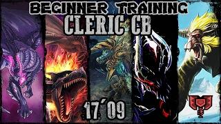 ┌MH4U┘ CQ: Beginner Training: Cleric CB || Gore Magala, Brute Tigrex, Zinogre, Chaos Gore, Rajang
