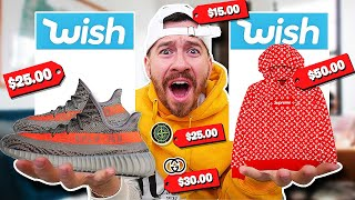 Download I Bought $1,000 Worth of Hypebeast Clothing From Wish!! Mp3 and Videos