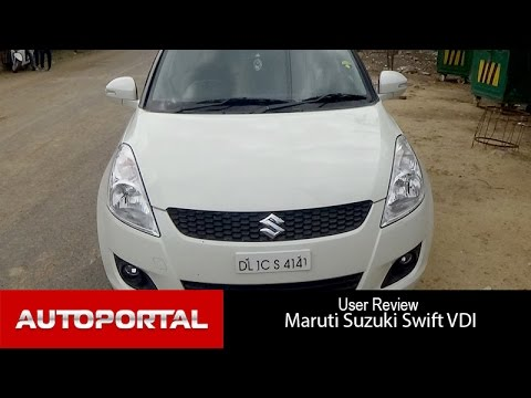 Maruti Suzuki Swift VDi User Review - 'good mileage' - Autoportal