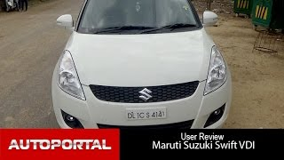 Maruti Suzuki Swift VDi User Review -