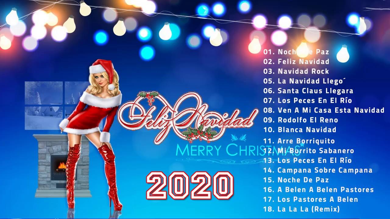 Villancicos de Navidad Para Niños en Español - Canciones de Navidad Para Niños en Español 2020