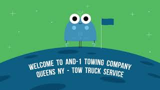Junk Car Removal At And-1 Towing Company in Queens, NY
