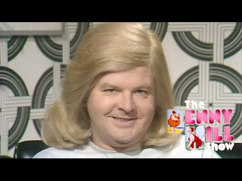 Benny Hill - Departure Lounge With Mervyn Cruddy (1973)