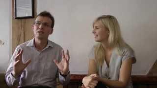 Samuel Adamson and Alison Balsom talk about Gabriel