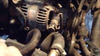 ремонт тойота таун эйс 1992 года выпуска.88 лс турбодизель 2 литра (15) подчасть