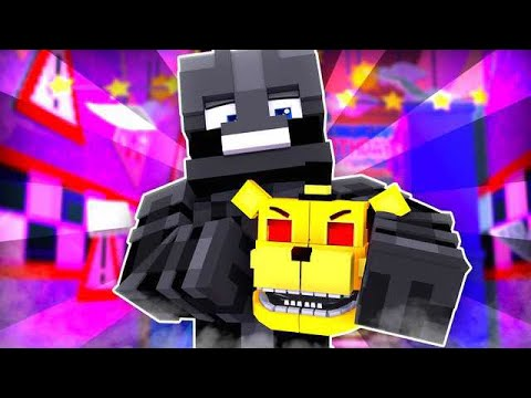 Golden Freddy Loses His Suit ?! | Minecraft FNAF Roleplay