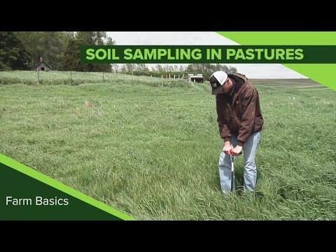 Farm Basics #1075 Pasture Soil Sampling (Air Date 11-11-18)