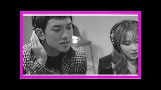 "Rain and urban zakapa's jo hyun ah say ""goodbye"" in a polaroid sketch video"