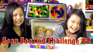 Jelly Belly Bean Boozled Challenge #2 - Kids