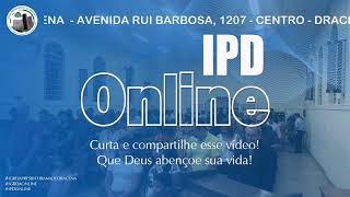 Saudai-vos uns aos outros - Escola Dominical - 27-12-2020 - Rev. Anatote Lopes