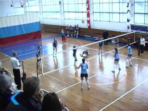 6 12 13  Кубок Кузбасса по волейболу проходит в Киселевске