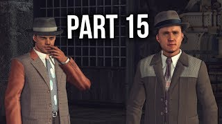 LA Noire Remastered Gameplay Walkthrough Part 15 - REEFER MADNESS