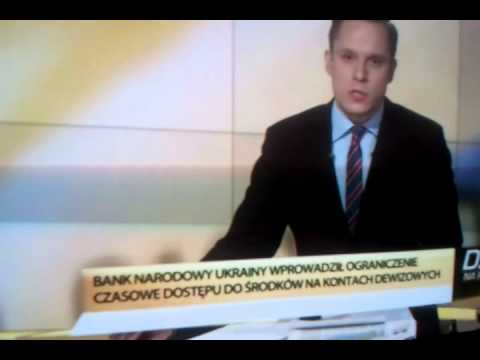 National Bank of Ukraine is limited withdrawals from foreign currency accounts