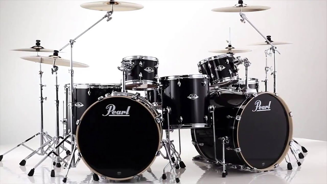 pearl export series exx drum kit overview full compass youtube. Black Bedroom Furniture Sets. Home Design Ideas