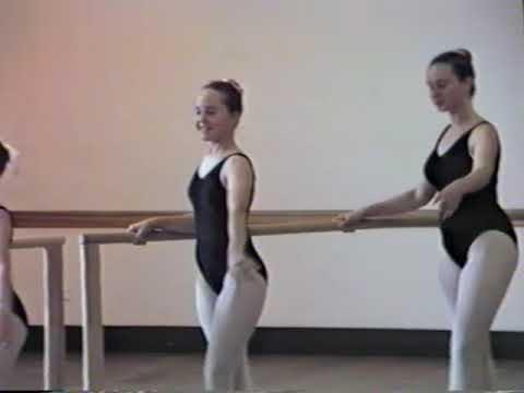 Lesa McMaster (Washusen) ballet/dance 1986 Jennifer Jorgenson Lavington Albury NSW