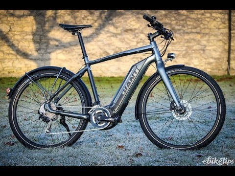 5cf9ecaf4daf7f Giant Quick E+ Electric Bicycle Test Ride   Review - YouTube