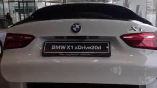 뉴 BMW X1 20d 전동식 테일 게이트