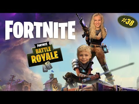 TUUR & AFKE FORTNITE NOOBS? (GAMES #38)