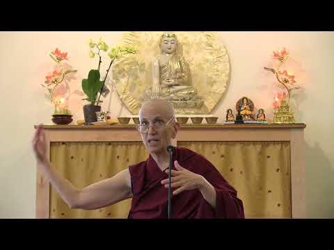 Amitabha practice: Fear at time of death