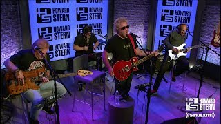 "Sammy Hagar & the Circle ""Finish What Ya Started"" on the Howard Stern Show"