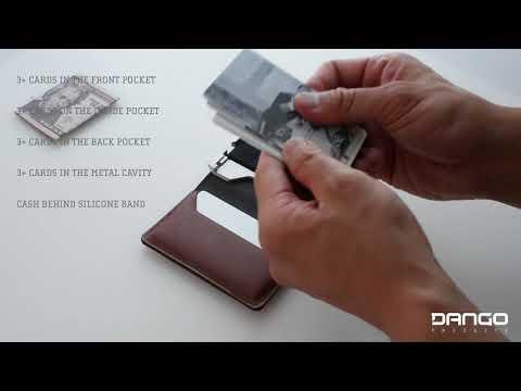 Dango D01 Bifold Wallet