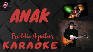 This is a crafted karaoke track of the song anak by freddie aguilar. enjoy singing. subscribe now for more videos. check out videos c...