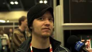 "GDC 2013 - Interview with Jonatan ""Cactus"" Söderström"