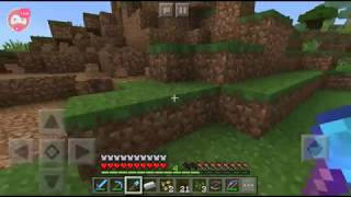 Minecraft streamvival day 47// making a place for horses to roam