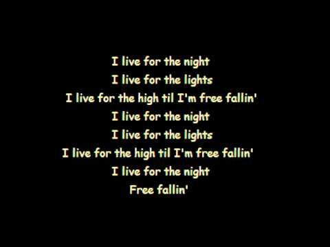 Krewella-Live For The Night (LYRICS)