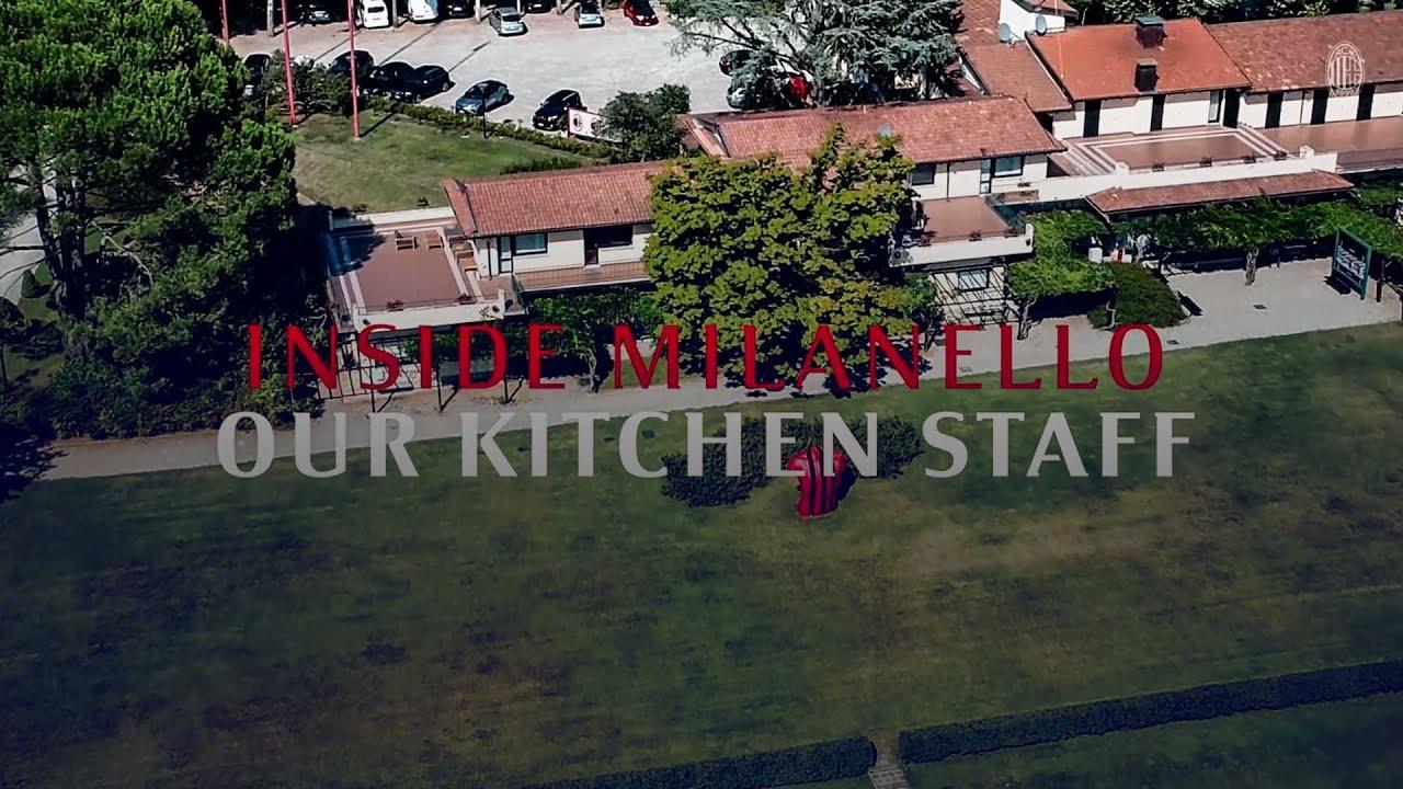 Inside Milanello | Our Kitchen Staff
