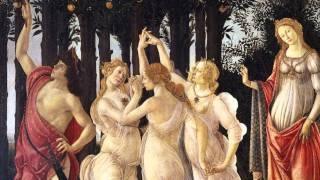 Botticelli, La Primavera (Spring), 1481-1482