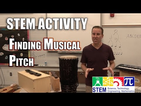Finding Musical Pitch