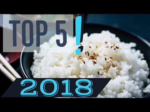 Best Rice Cookers In 2019
