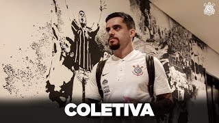 AO VIVO - Coletiva de Fagner no CT