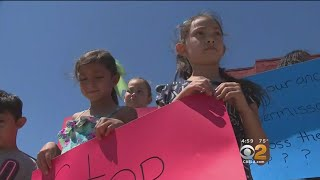 Children Held In Detention As Families Are Separated At Border