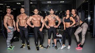 Отчет выступления на чемпионате по бодибилдингу и фитнесу команды Nova Arena Team