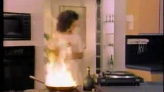 Black & Decker Flamebuster commercial (1987)
