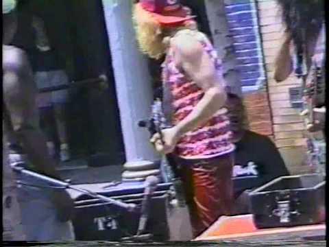 ENUFF Z'NUFF in Baltimore 1991 - Warm up?-