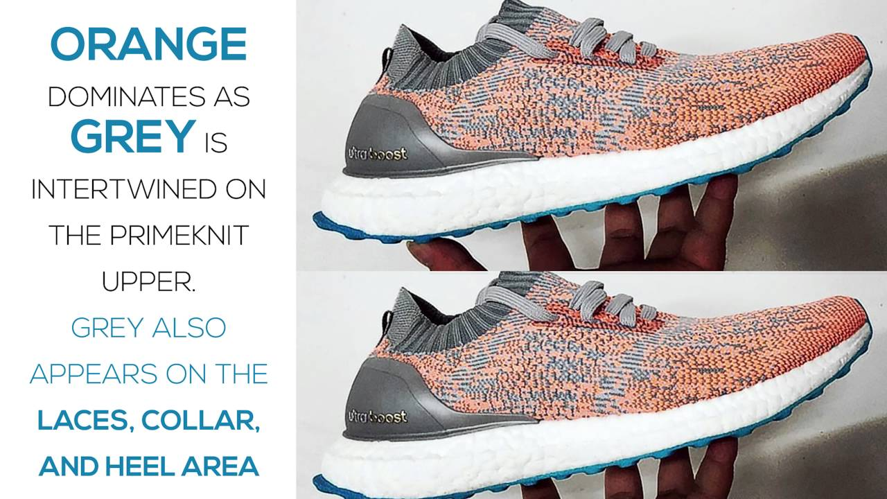 official photos 39bbc bab8c Take A Look At This Kolor x adidas Ultra Boost Uncaged ...